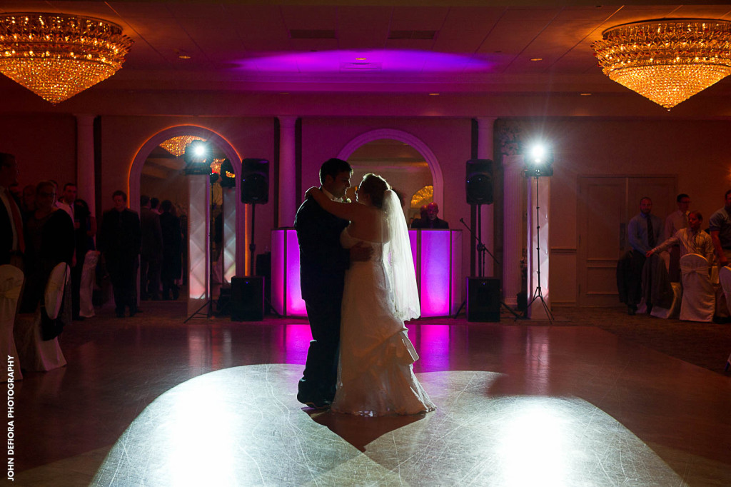 Romantic Couples Dance Floor