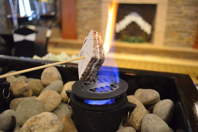 S'more Love Station