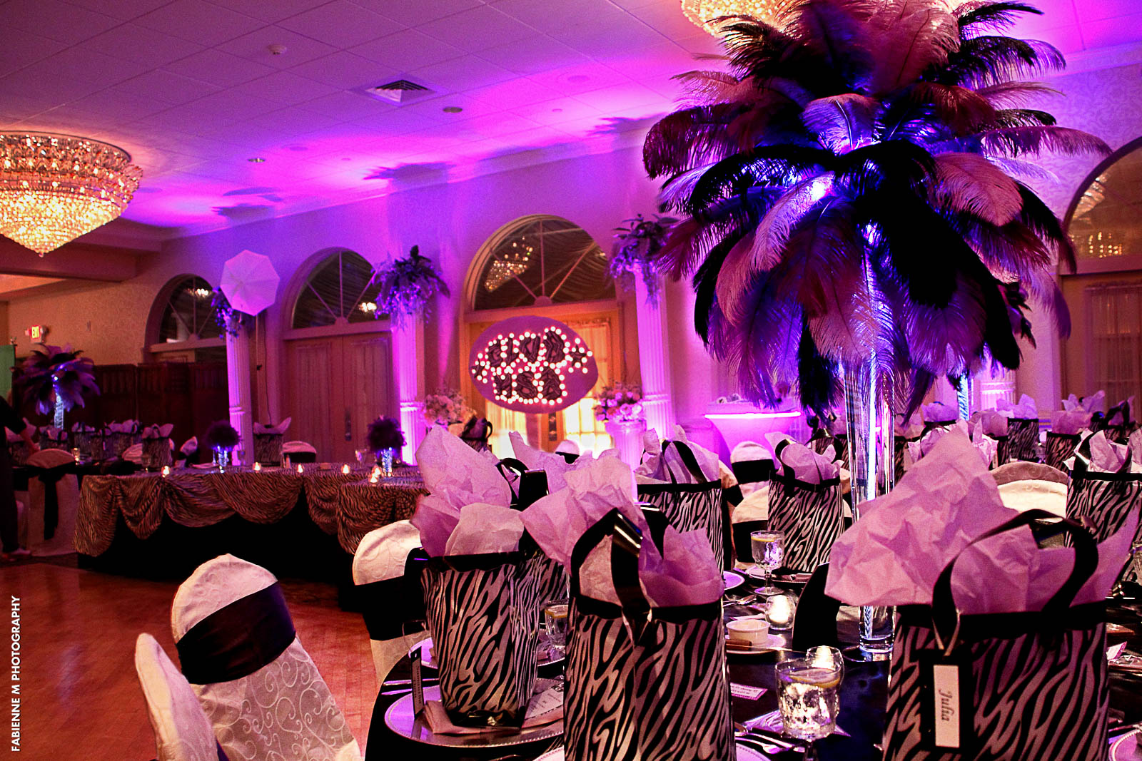 Sweet 16 Party Ideas Versailles Ballroom