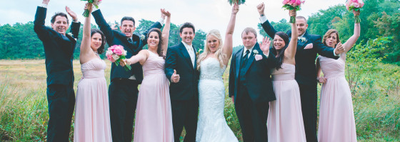 Kelly and Patrick's Real NJ Wedding