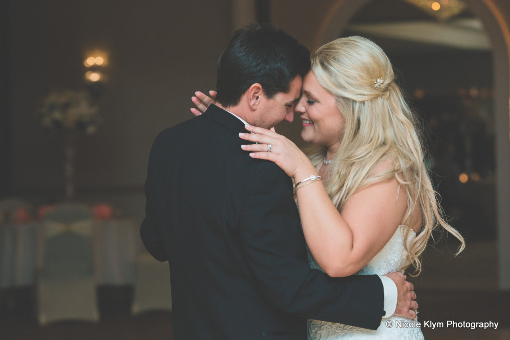 Kelly and Patrick's First Dance at the Wedding