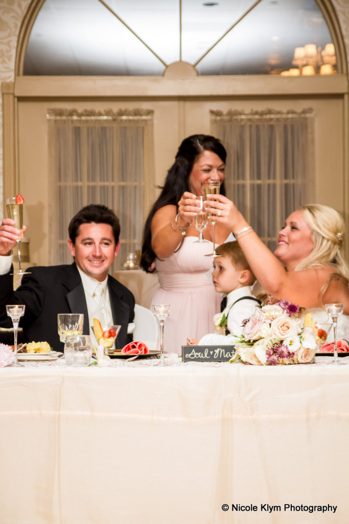 Wedding Toast to Kelly and Patrick