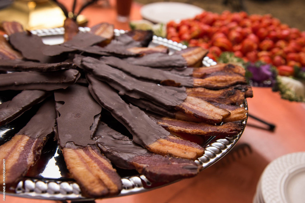 Chocolate Covered Bacon