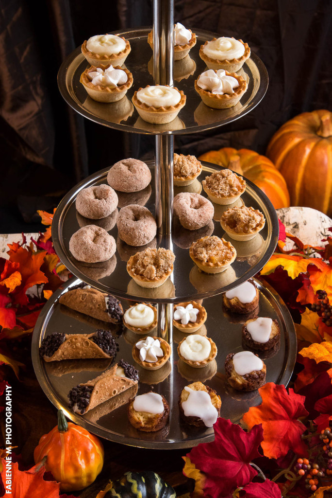 Fall Wedding Desserts at Versailles Caterers