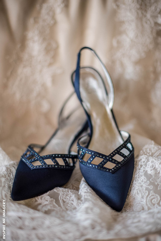 Navy Shoes Jersey Wedding Venues