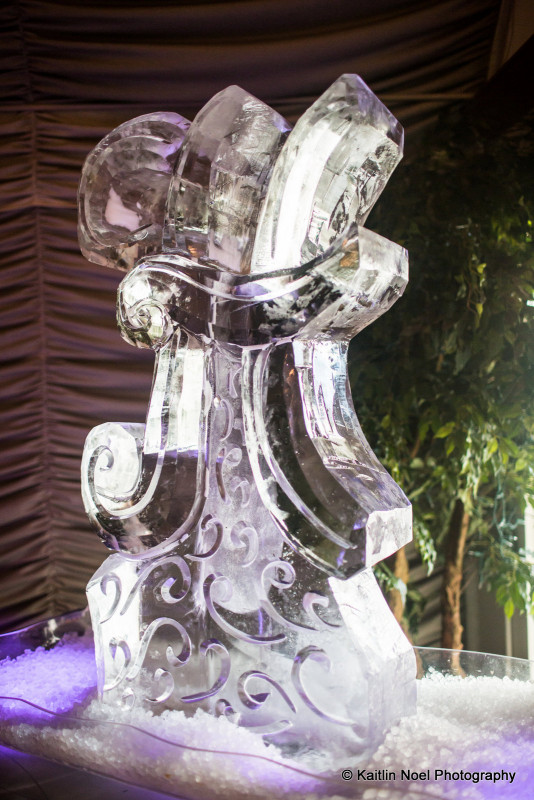 Ice Sculpture NJ Wedding Venues