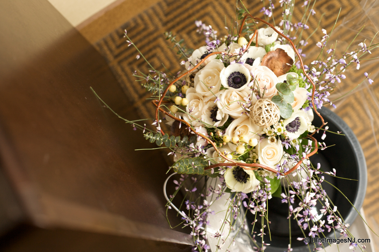 Best Flowers For A Winter Wedding Bouquet Versailles Ballroom